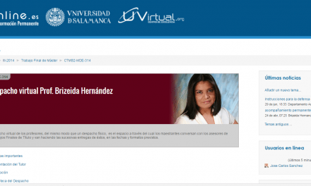 Experiencias en Campus Virtual UONLINE