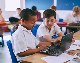 Educación con Google apoyo a profesores y estudiantes