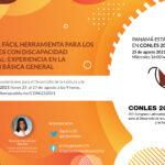 Congreso Latinoamericano para el Desarrollo de la Lectura y la Escritura (CONLES 2021)